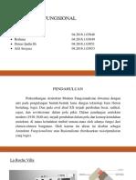 TUGAS MPP - ARSITEKTUR FUNGSIONAL.ppt