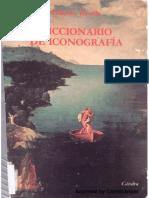 diccionario iconografia