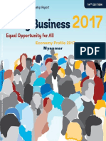 Doing Business Report  2017
