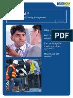SafetyMAP Measuring Management