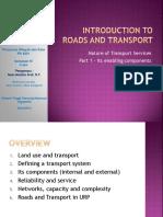 2 Road & Transport