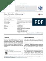 Sheng 2015 - Status of Surfactant EOR Technology