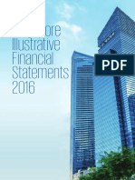 Singapore Illustrative Financial Statements 2016