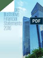 Singapore Illustrative Financial Statements 2016