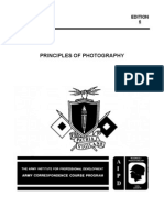 Principles of Taking Photo