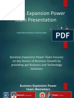 "Want to grow your business  - A taskforce ""Business Expansion Team"" is ready to serve you ..."