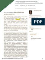 Contratos Electronicos en El Peru - Rafael Changaray