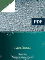 5 Dl Emulsiones