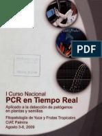 QH 442.C8 C.1 Curso Nacional PCR en Tiempo Real