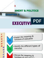 Chapter 3 Executive