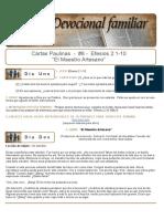Cartas Paulinas 8