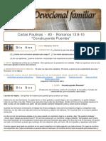 Cartas Paulinas 3