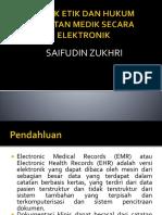 Aspek Etik Dan Hukum Sistem Informasi Keperawatan