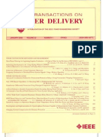IEEE Transaction on Power Delivery (Jan 2008) Scan