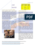 government system of russia corum