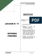 Pl-17 Entrada Forzada