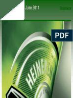Heineken NV 2011 Investor Seminar Zoeterwoude Magne Setnes