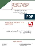 Gestión de Proyectos de Software (1)