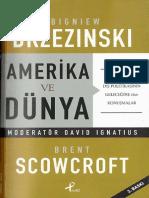 Zbigniew Brzezinski - Amerika ve Dünya.pdf