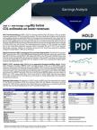 Earnings Analysis - MWC