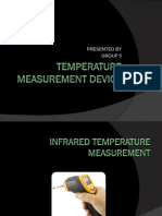 Temperature Measurement Device
