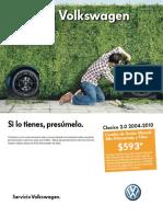Gaceta Volkswagen Septiembre 12