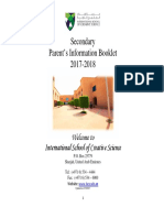 Parent Guide - SEC (2017-2018)