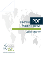 Moldova Poll Presentation