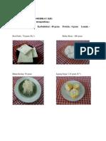 Food Model Fix