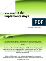 Slide Six Sigma