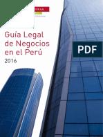 Guia Legal de Negocios 2016