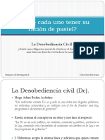15 - Desobediencia Civil