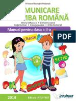 Manual comunicare sem II clasa a II a.pdf