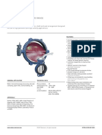 Emerson_SAPAG Butterfly Valve