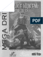 Dukenukem3d Md Br Manual