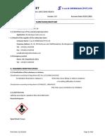 Biostone C 20 - SDS