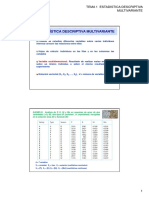 Tema 1 Eaiq Descriptiva Multivariante [Modo de Compatibilidad]