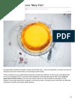 Lacocinadefrabisa.lavozdegalicia.es-tarta de Queso Al Horno Mary Fish