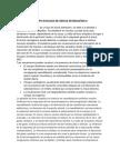 Fisiopatología de Shock Neurogénico