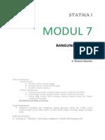 Modul 7 Bangunan Portal1