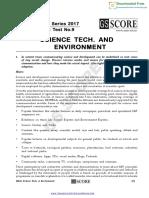 9 - Hints - Science-Tech. & Env.