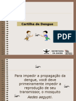 Cartilha de Dengue