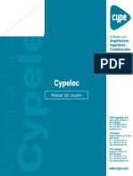 Cypelec Manual de Usuario