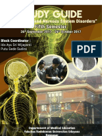 Study Guide the Neuroscience and Neurological Disorders