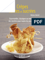 Crepes salees et sucrees - Heloise Martel.epub