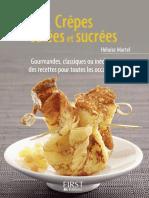Crepes salees et sucrees - Heloise Martel.epub