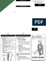 Leaflet Patah Tulang 1