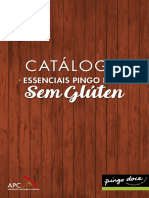Catalogo Sem Gluten