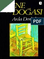 Arda Denkel - Nesne Ve Doğası