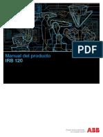 Manual de Producto IRB120